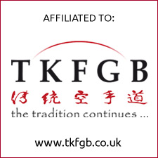 Traditonal Karate-Do Federation of Great Britain - logo
