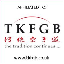 Traditonal Karate-Do Federation of Great Britain - logo